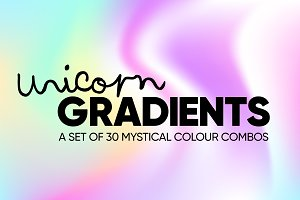Unicorn Gradients