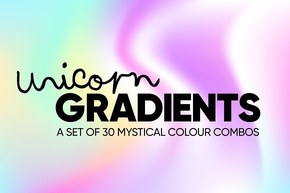 Unicorn Gradients