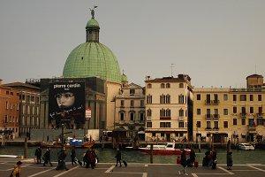 Santa Croce, Venice Canal Port