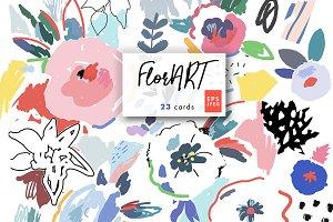 FlorART creative collection