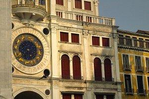 Moor's Clocktower 01, San Marco