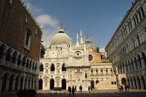 Doge's Palace Courtyard, San Marco