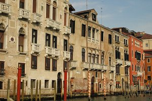 Venice Canal in Rust