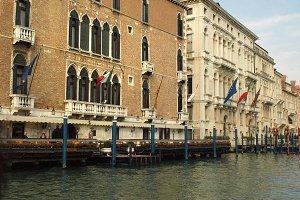 Venice Canal in Cream