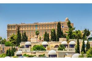 King David Hotel - Jerusalem, Israel
