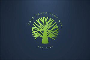Tree Logotype