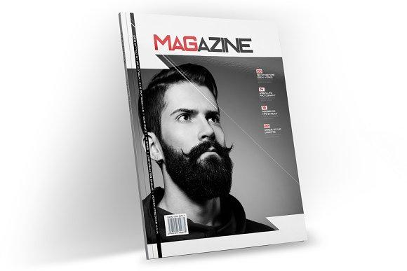 Magazine Template InDesign 15