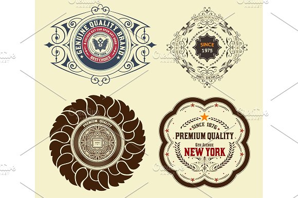 Premium Quality card set
