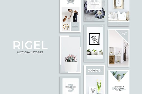 Rigel Complete Pack in Presentation Templates - product preview 6