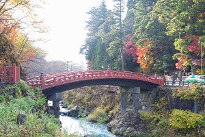 shinkyo Cacred Bridge