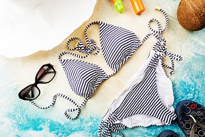 Summer beach set