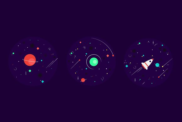 Space Vector Pack