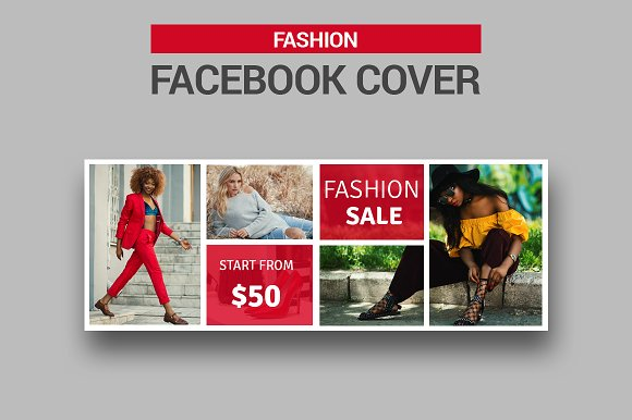 Fashion Facebook Cover
