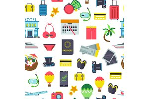 Vector pattern or background illustration