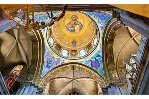 The Church of the Holy Sepulchre - Jerusalem