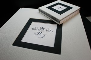 wedding photo book and album