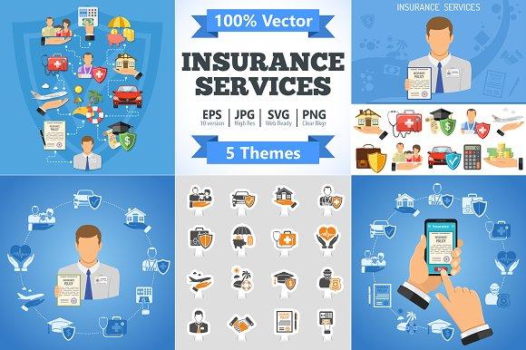 Insurance Services Concepts