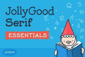 JollyGood Serif Essentials