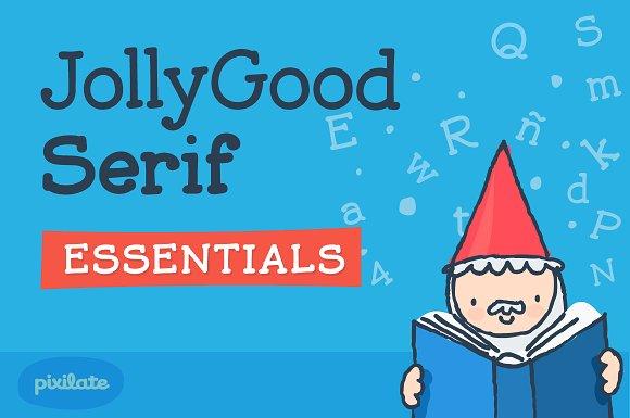 JollyGood Serif Essentials
