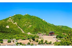 The Great Wall of China at Juyongguan - Beijing