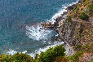 Summer Cinque Terre, Italy