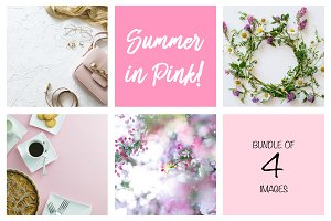 Summer in Pink - Bundle