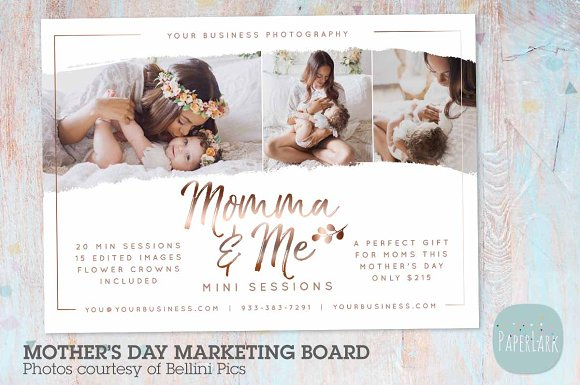 IM027 Mother's Day Marketing Board