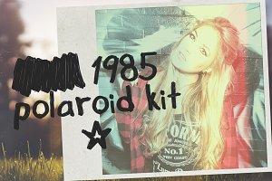1985 Polaroid Kit