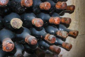 Wine bottles 4