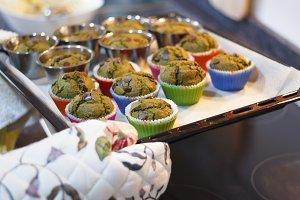 Handmade cupcakes