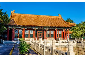 The Hall of Finest Jade at Summer Palace in Beijing