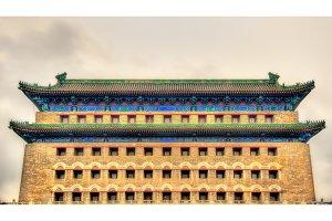 Arrow Tower in Zheng Yang Gate - Beijing