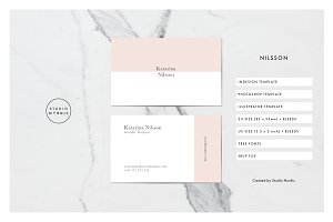 Nilsson | Business Card