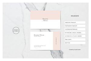 Nilsson | Business Card