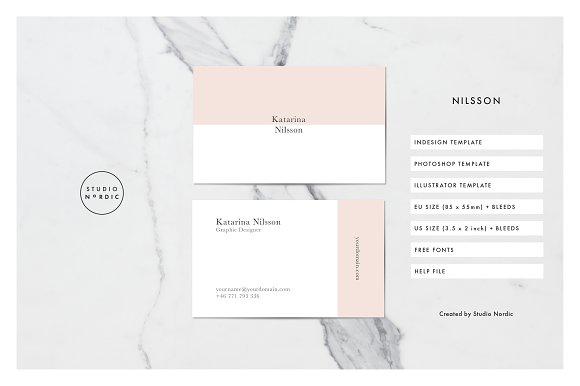 Nilsson Business Card