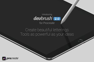DevBrush™ 2.0 for Procreate