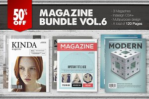 Magazine Bundle 6