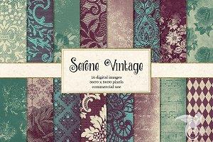 Serene Vintage Textures
