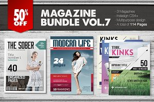 Magazine Bundle 7
