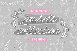Lovely Laurels Collection