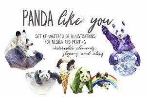 33% DISCOUNT! Panda Like You