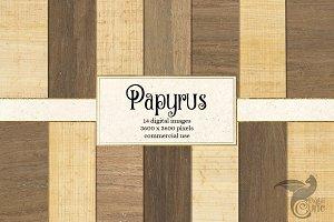 Papyrus Textures