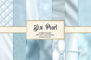 Blue Pearl Textures