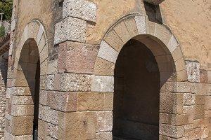stone architecture