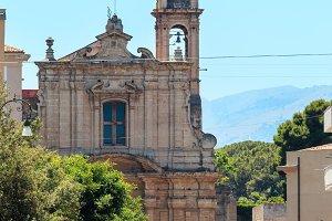 Palermo city view Sicily, Italy