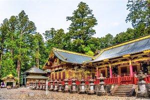 Tosho-gu, a Shinto shrine in Nikko
