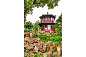 Humble Administrator's Garden, the largest garden in Suzhou