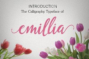 Emillia Script