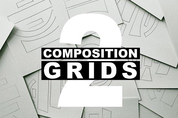 COMPOSITION GRIDS BUNDLE 2