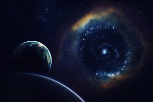 Awesome space wallpaper